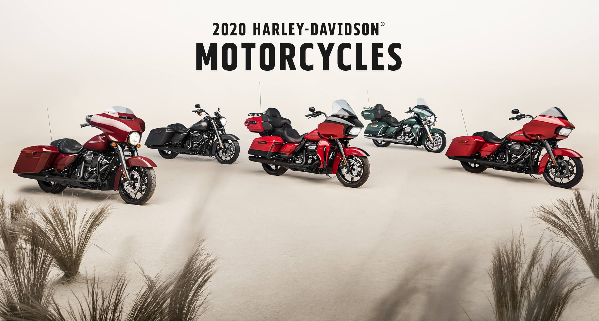2020 Motorcycles