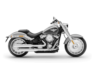 Fat Boy<sup>®</sup> 107 - 2020 motorsykler