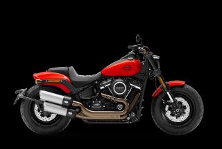 Fat Bob<sup>®</sup> 107 - 2020 motorsykler