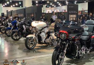 2020 модельный год Harley-Davidson