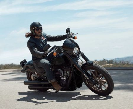Harley-Davidson Low Rider S returns for 2020