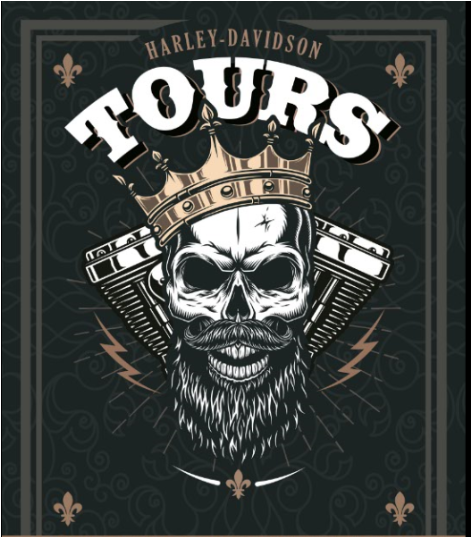 Harley-Davidson<sup>®</sup> TOURS