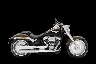 Fat Boy<sup>®</sup> 114 - 2020 motorsykler