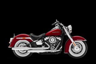 Deluxe - 2020 motorsykler