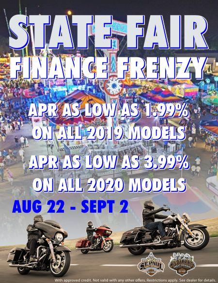 State Fair Finance Frenzy!