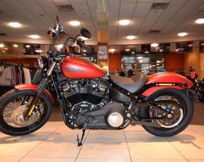 2019 Harley-Davidson Softail FXBB Street Bob