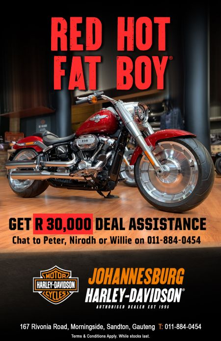 Red Hot Fat Boy Promotion