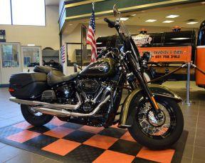 2018 Harley-Davidson Heritage Classic 114 FLHCS
