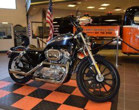 2003 Harley-Davidson 883 Hugger XL883