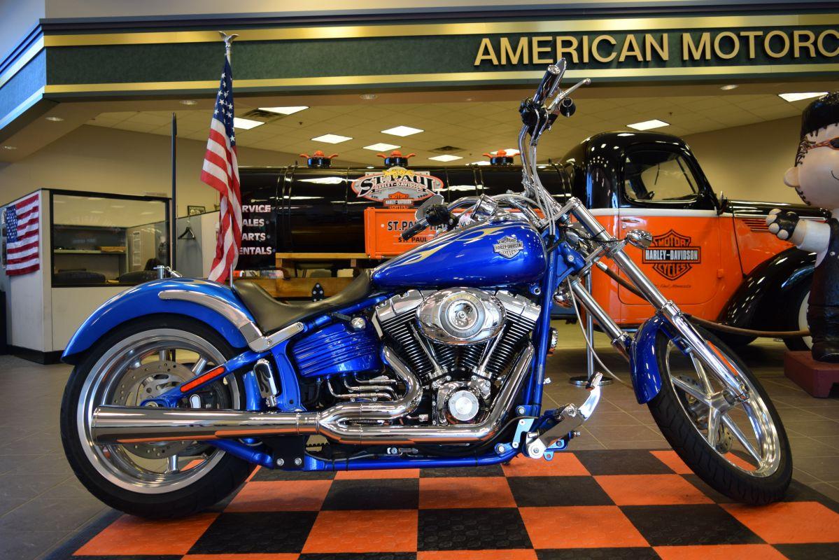 2008 Harley-Davidson Rocker C FXCWC