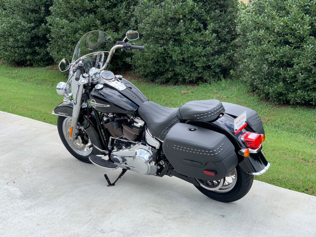 2020 Heritage Classic | Redstone Harley-Davidson®