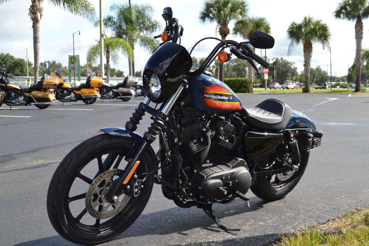 2020 Iron 1200-XL1200NS Harley-Davidson Sportster For Sale