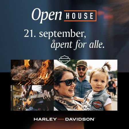 Velkommen til Open House 21. september