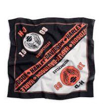 Harley-Davidson Willie G Skull Medallion Key Chain Fob Black 99443-06V