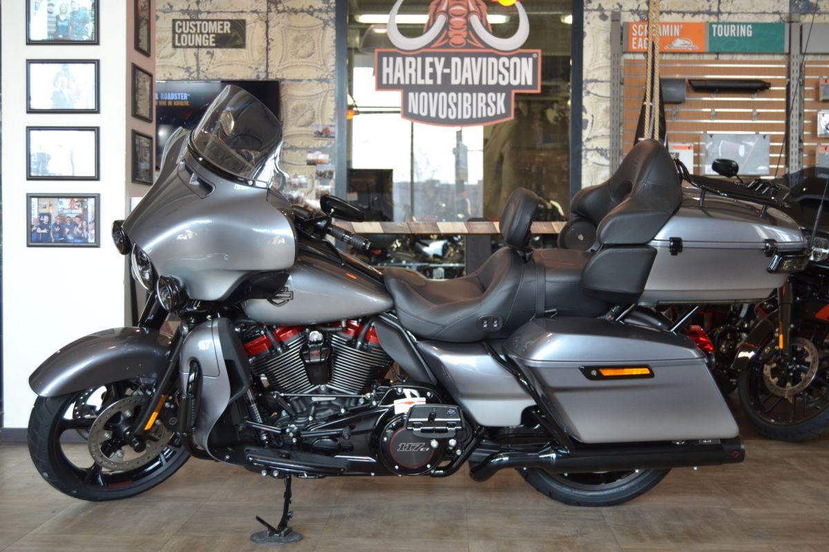 CVO Limited (Flhtkse), Harley-Davidson, 2019