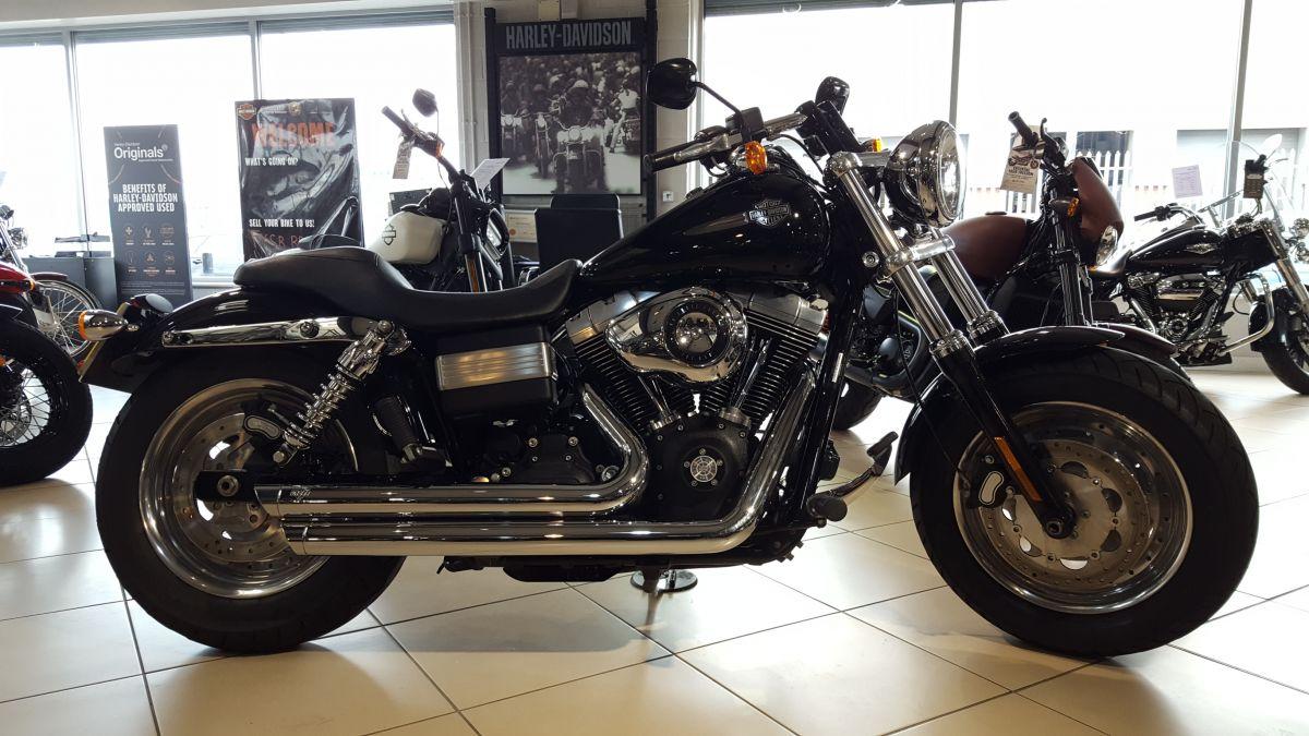 Harley Davidson FXDLS Dyna Low Rider S 110 Screamin Eagle