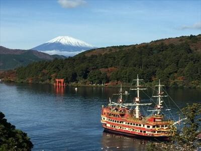 H-D新横浜ツーリング 9月8日(日)箱根芦ノ湖