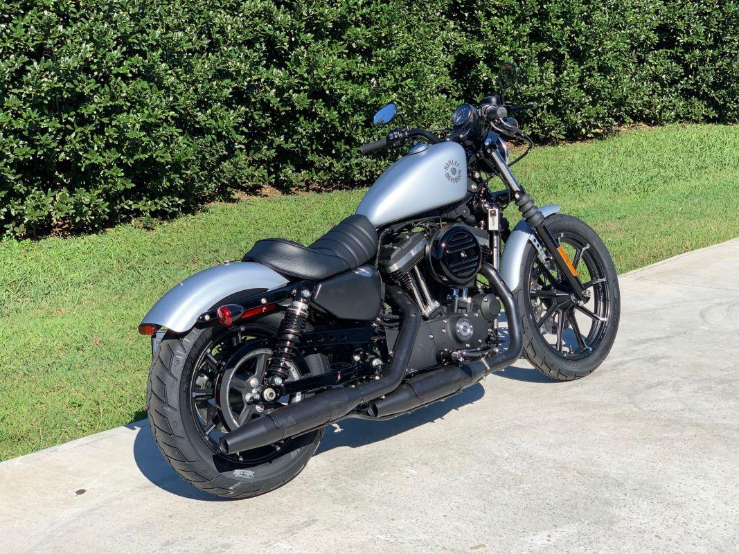 2020 Iron 883 | Redstone Harley-Davidson®
