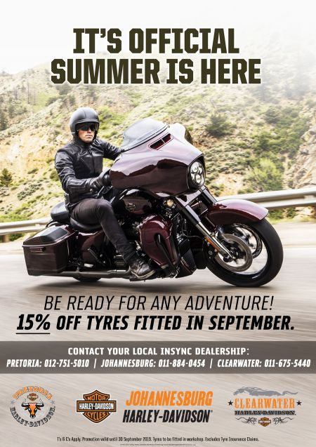15% OFF Tyres Promotion