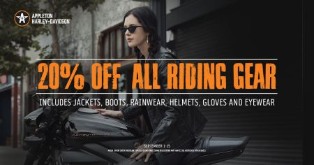 Riding Gear Sale