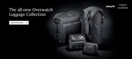 OVERWATCH RIDER BAGS