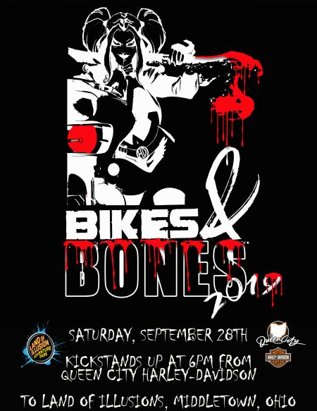 Bikes & Bones 2019!