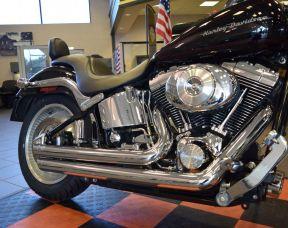 2002 Harley-Davidson Softail Deuce FXSTD