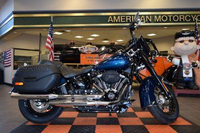 2020 Harley-Davidson Heritage Classic 114 FLHCS