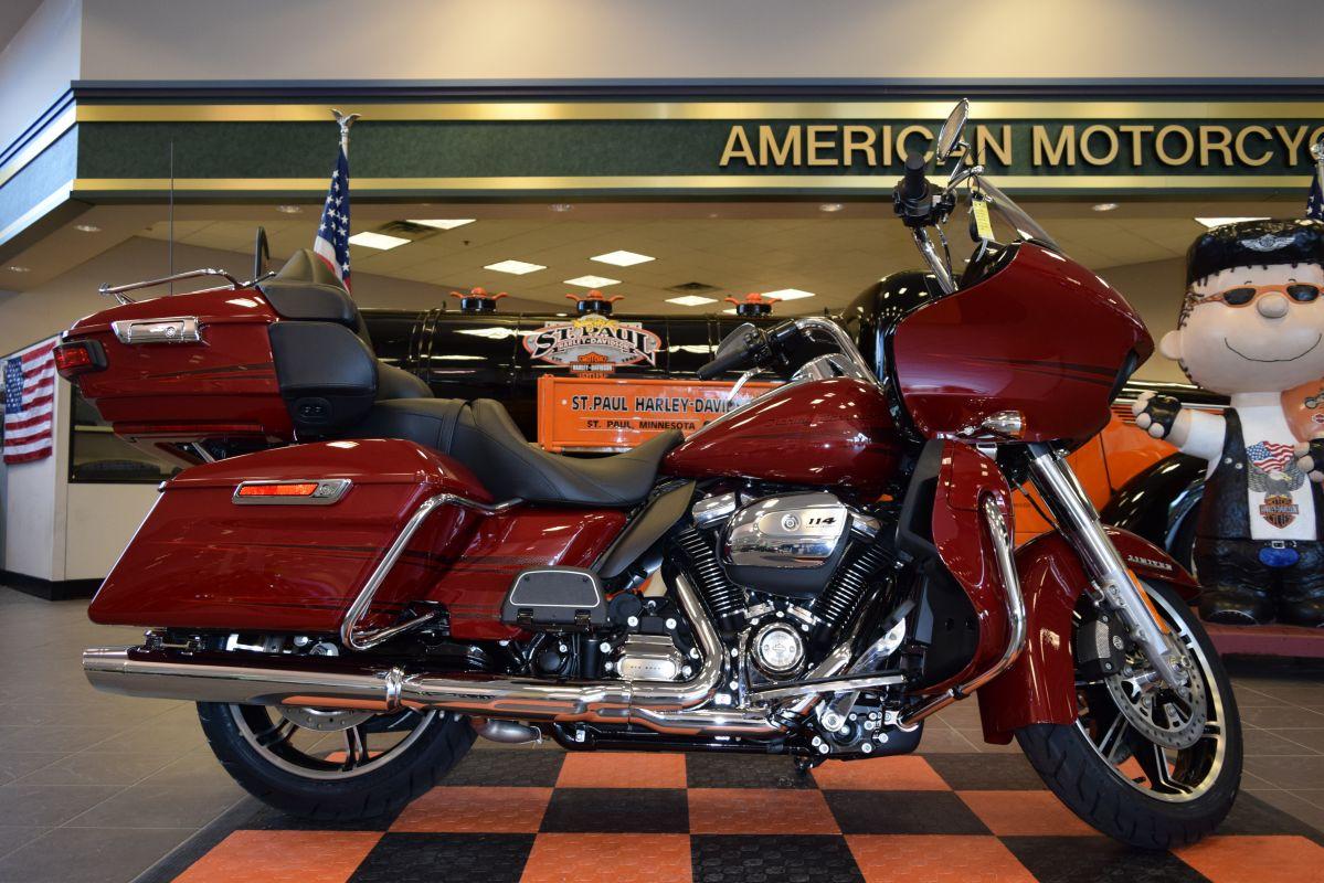 2020 Harley-Davidson Road Glide Limited FLTRK