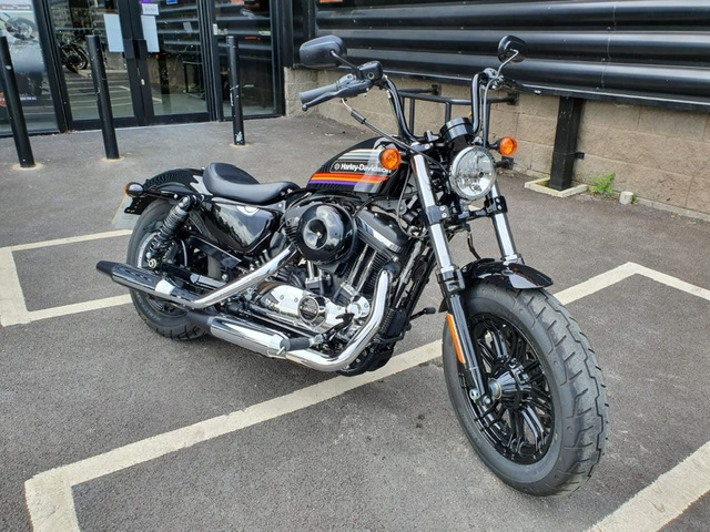 2019 Harley Davidson Sportster XL1200XS 1200 Forty-Eight Special