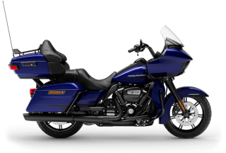 Road Glide<sup>®</sup> Limited – Black Option - 2020 motorsykler