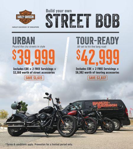 Build Your Own Street Bob