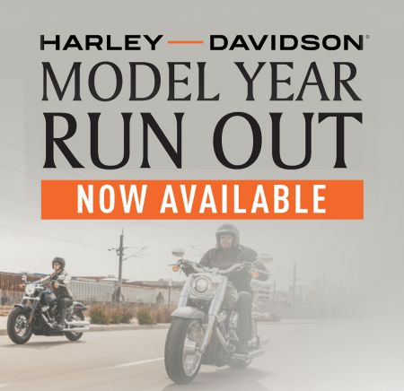 MY19 HARLEY-DAVIDSON® MODEL YEAR RUN OUT IS HERE!