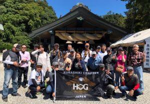 2019年9月8日(日) 倉敷チャプター・出雲大社ツーリング