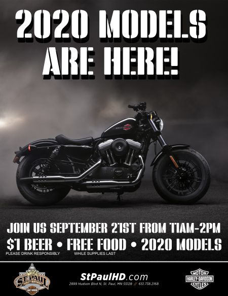 2020 Model Party!