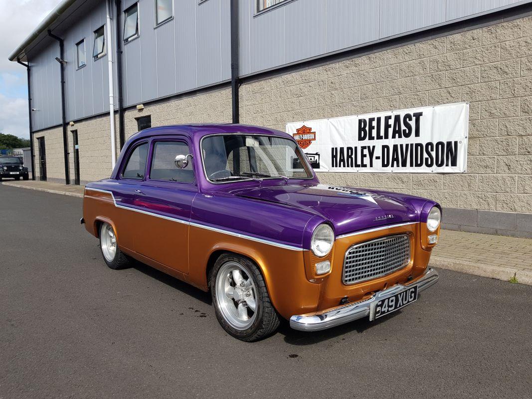 1961 FORD ANGLIA 100E