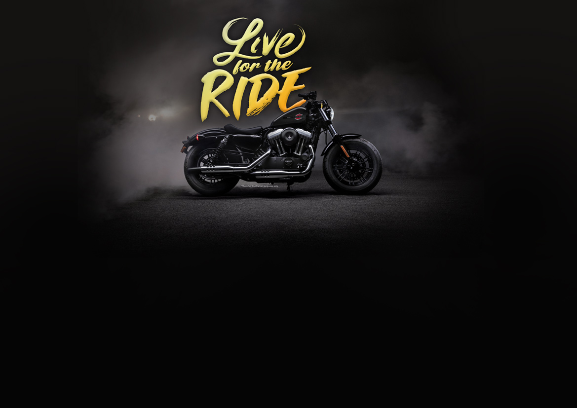 Live For The Ride T&C's