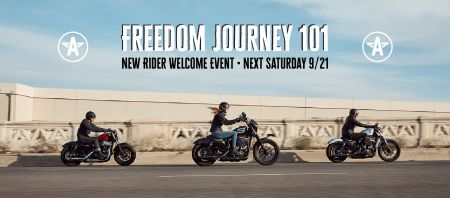 Freedom Journey 101