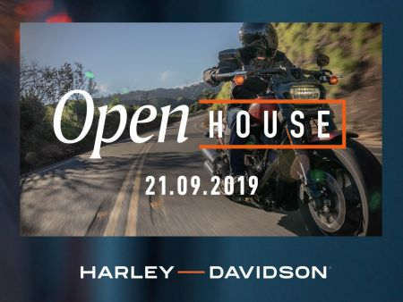 Open House 21. syyskuuta