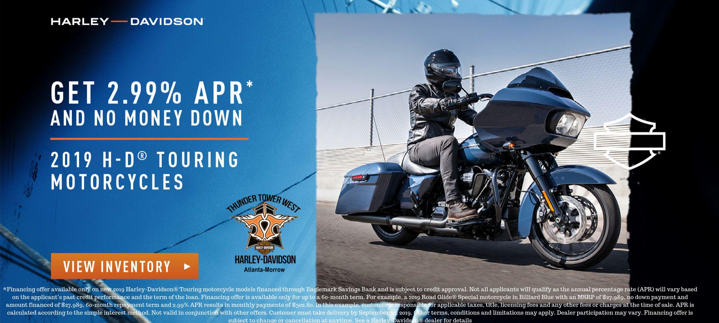 Atlanta Harley Davidson >> New Used Motorcycle Dealer Thunder Tower West Harley