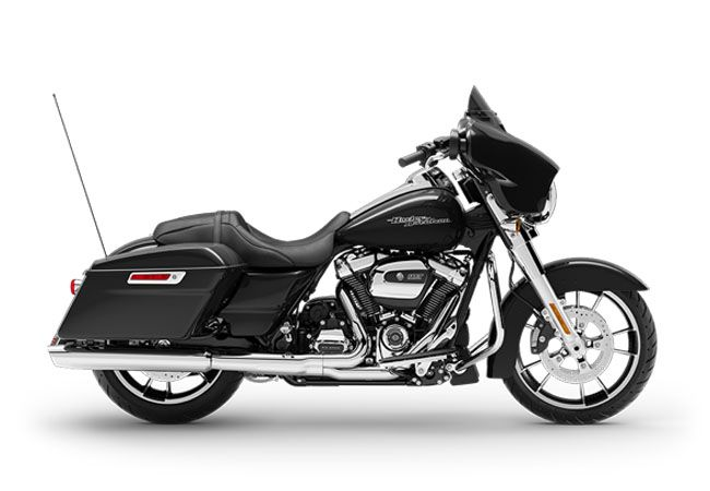 2020 HD FLHX - Touring Street Glide<sup>®</sup>