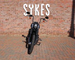 2020 Harley-Davidson FXBB Softail Street Bob in Spruce