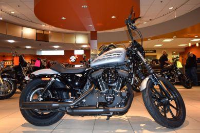 2020 Harley-Davidson Sportster XL1200NS Iron 1200