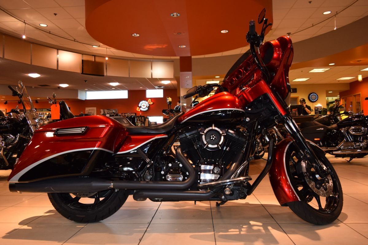 2014 Harley-Davidson Touring FLHX Street Glide
