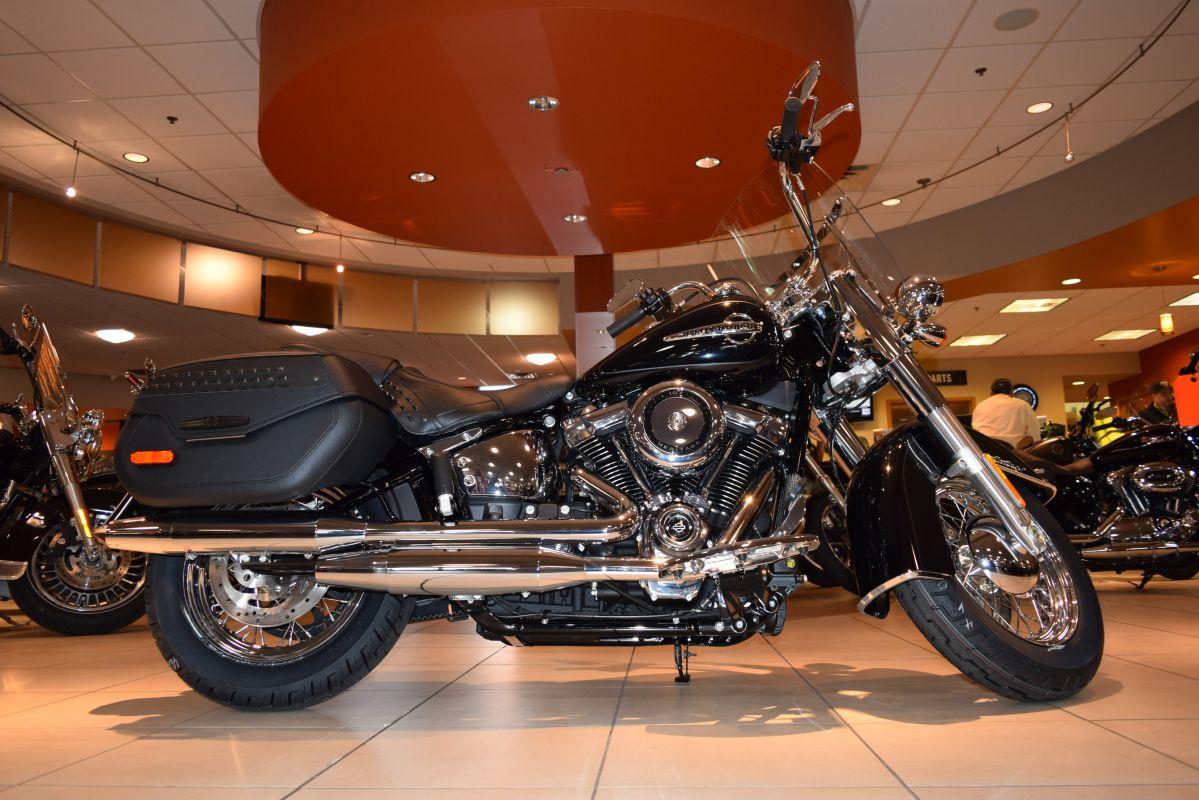 2020 Harley-Davidson Softail FLHC Heritage Classic
