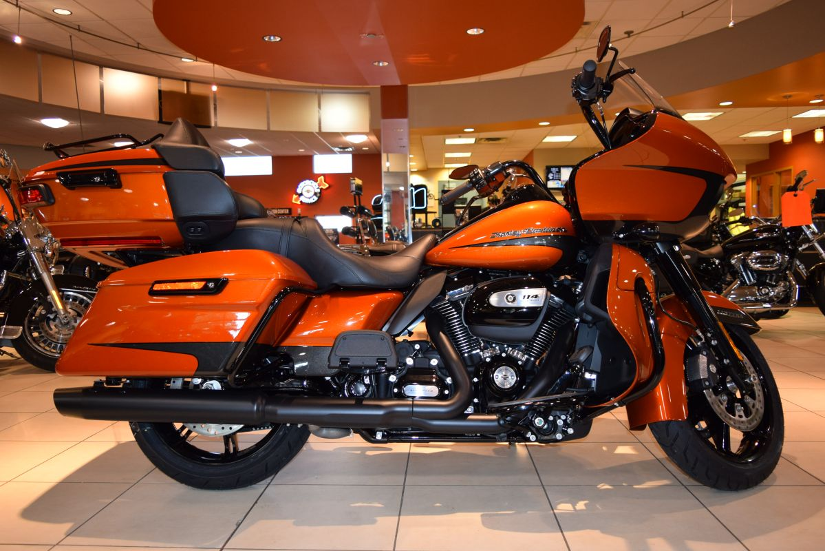 2020 Harley-Davidson Touring FLTRK Road Glide Limited
