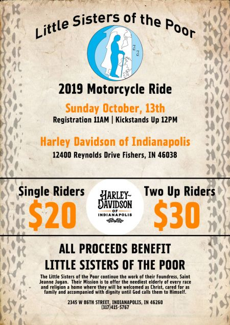 Ride for Little Sisters of the Poor