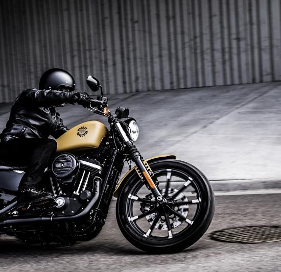 Dejtingsajt för Harley Davidson