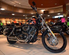 2017 Harley-Davidson FXDWG Dyna Wide Glide