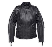 Writ Leather Jacket